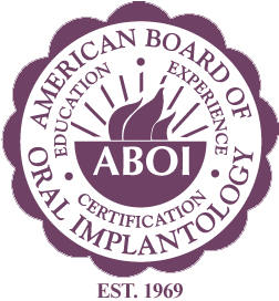 American Board of Oral Implantology Logo