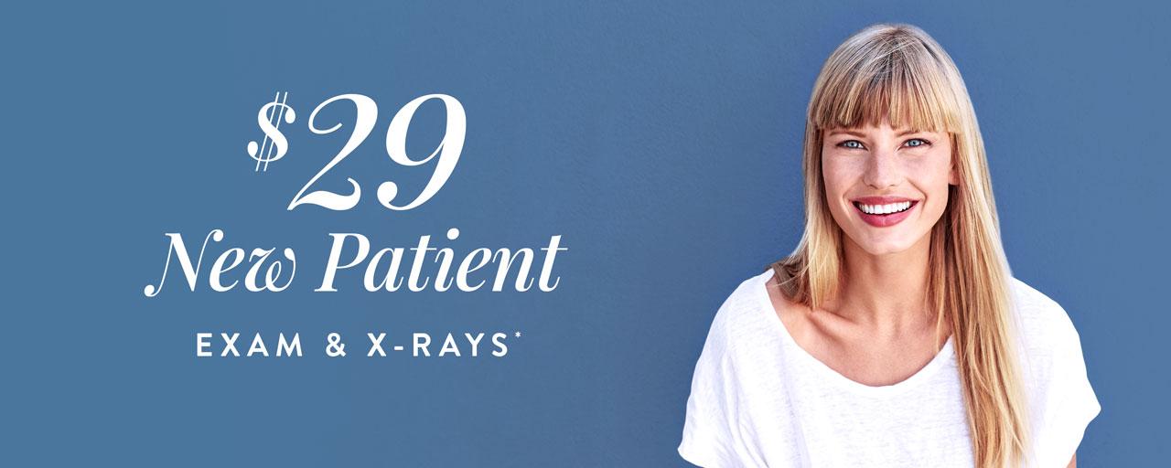 $29 New Patient Special